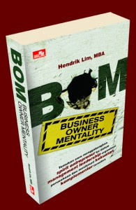 BOM Hendrik Lim MBA