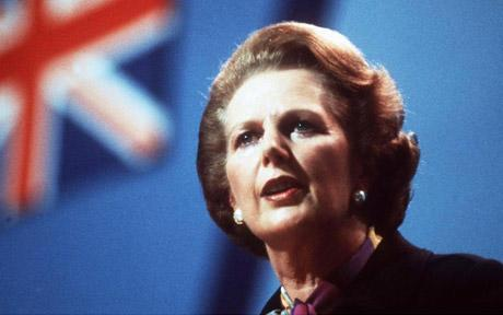 Memimpin Seperti Margaret Thatcher
