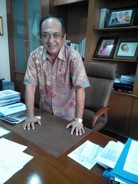 """Djafarudin Lexy S, Direktur SDM dan Umum Pupuk Indonesia: """"Marah Itu Mahal Harganya"""""""