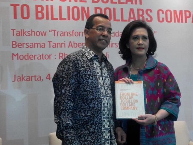 Peluncuran Buku Transformasi Garuda