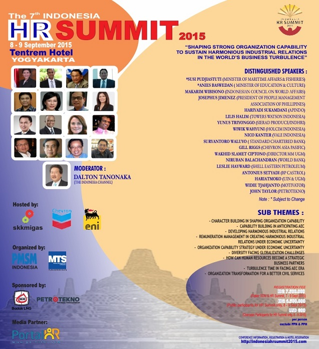Indonesia HR Summit 2015